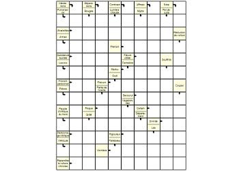 T l chargement de grilles de mots fl ch s crois s et - Grille sudoku a imprimer gratuitement ...