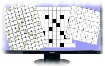 Mots crois s online grilles de mots crois s mots fl ch s - Grille mots croises michel laclos gratuites ...