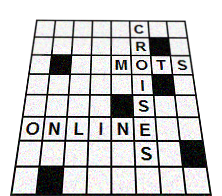 T l chargement de grilles de mots fl ch s imprimables - Grille mots croises vierge ...