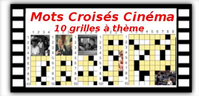 Mots Croisés Cinéma